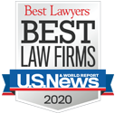 U.S. News - Best Law Firms - 2020