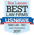 U.S. News - Best Law Firms - 2017